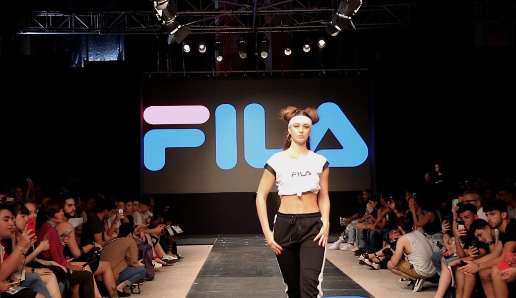 Fila usa sfilata Fashion Week Maze Roberta Carluccio Roberryc