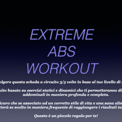 Extreme ABS Workout - Girls & Boys