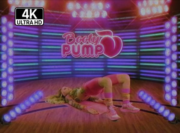 allenamento glutei video corso Booty Pump